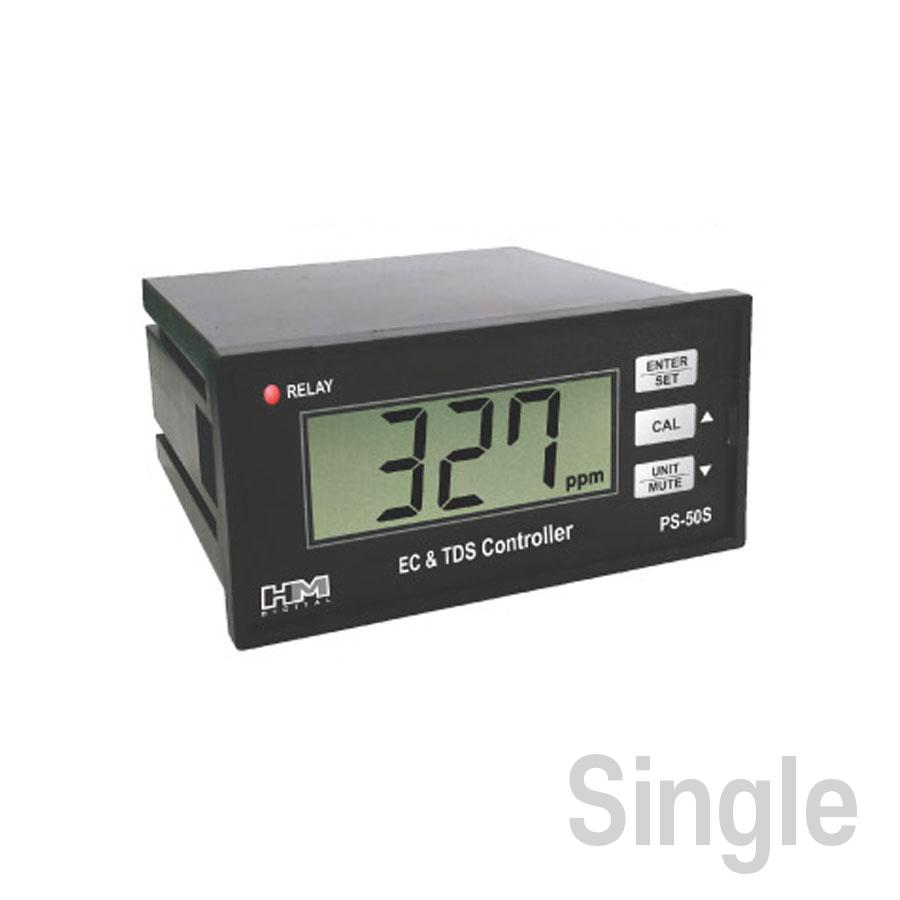 산업용 수질측정 컨트롤러 EC TDS컨트롤러 PS-50S