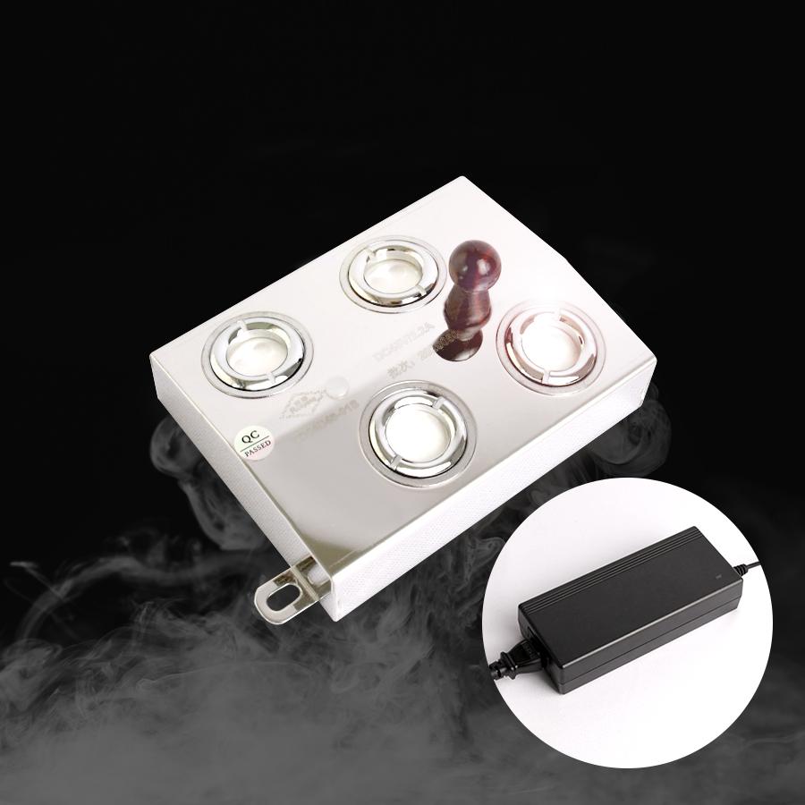 안개발생장치(4구/SUS304) 안개발생기 아답터형
