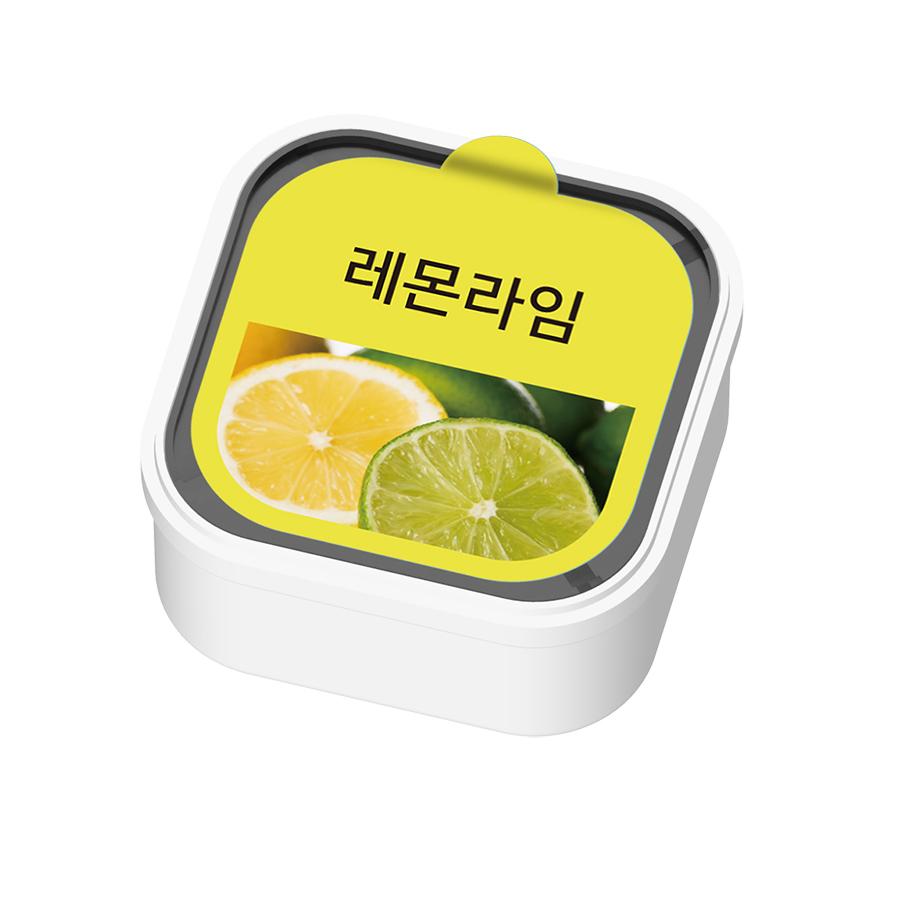 [디퓨저] 레몬라임 카트리지 2개묶음 1세트