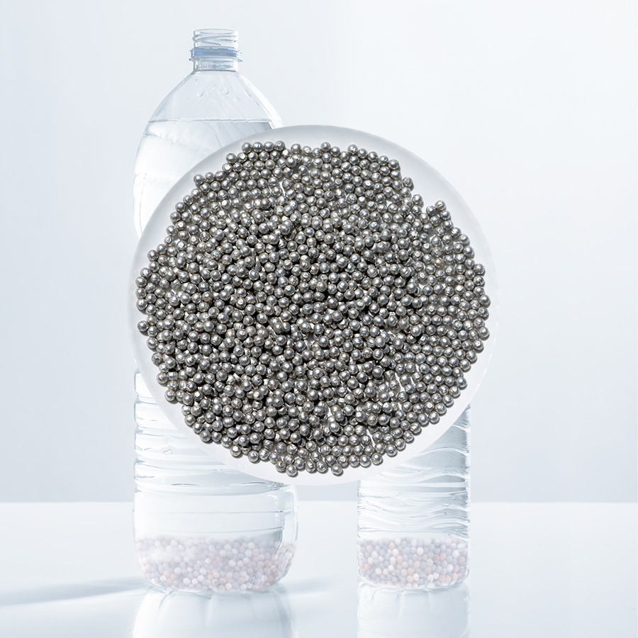 마그네슘 볼 1포 (25kg) 알칼리수 수소환원수 제조용
