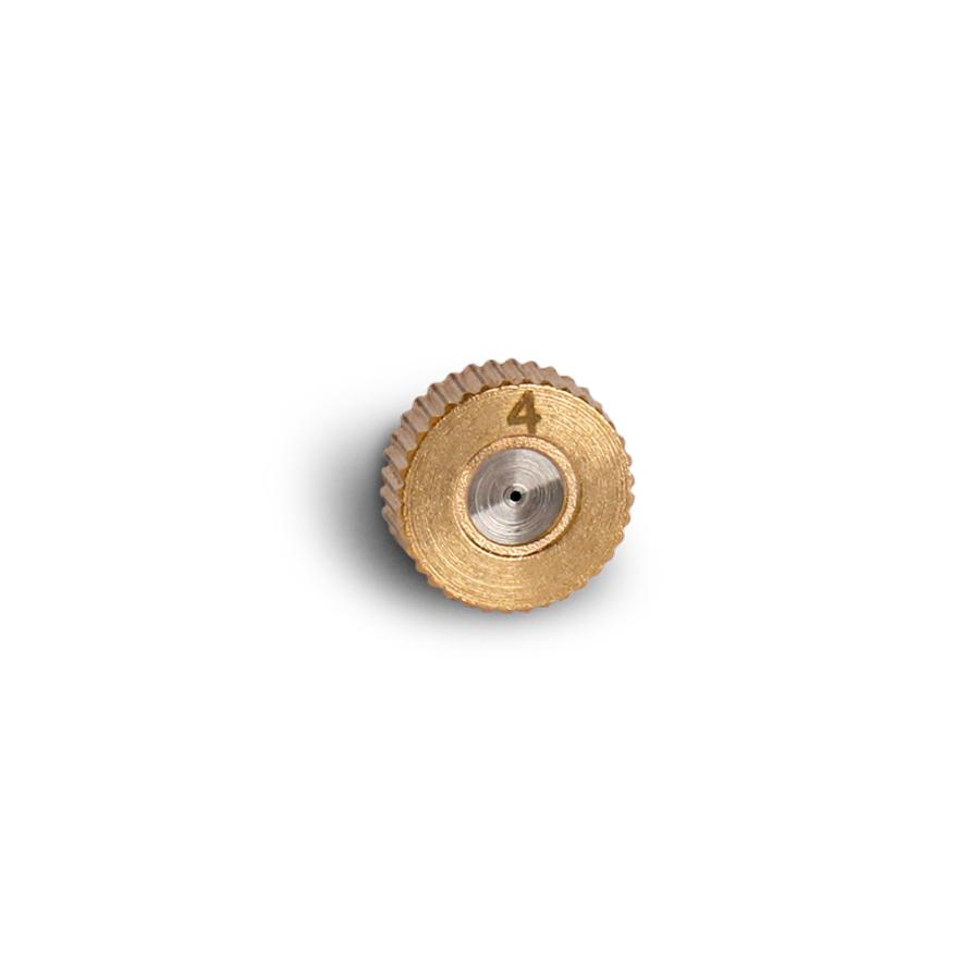 미니 미스트 분사 노즐 0.4mm 저압용 3/16(10/24M)