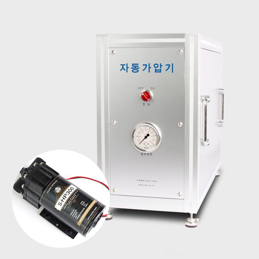 약품분사용 포그장치 자동가압기 고급형 (1/4) 연결