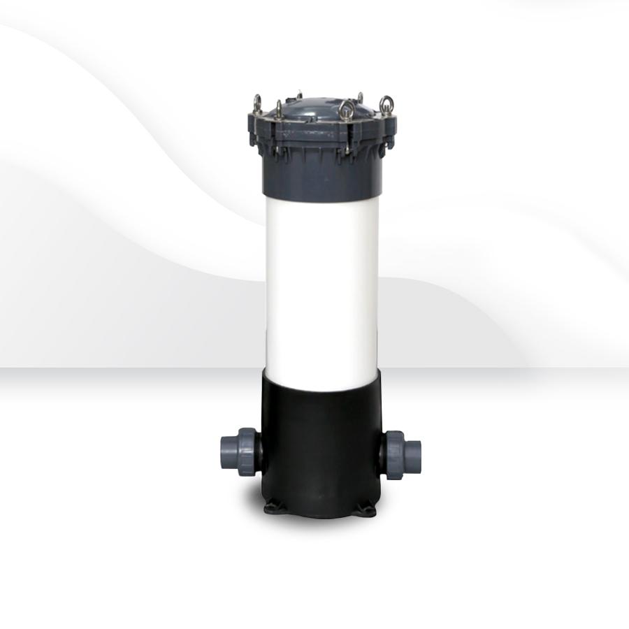 PVC 녹물제거장치 UPVC 5구 20인치 ANSI 40A 유니언
