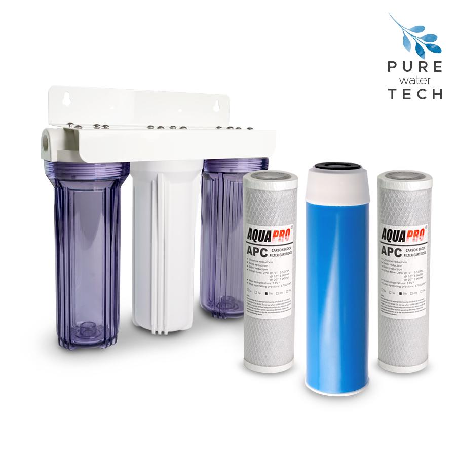 대용량 UF 언더싱크 정수기 산업용 가정용