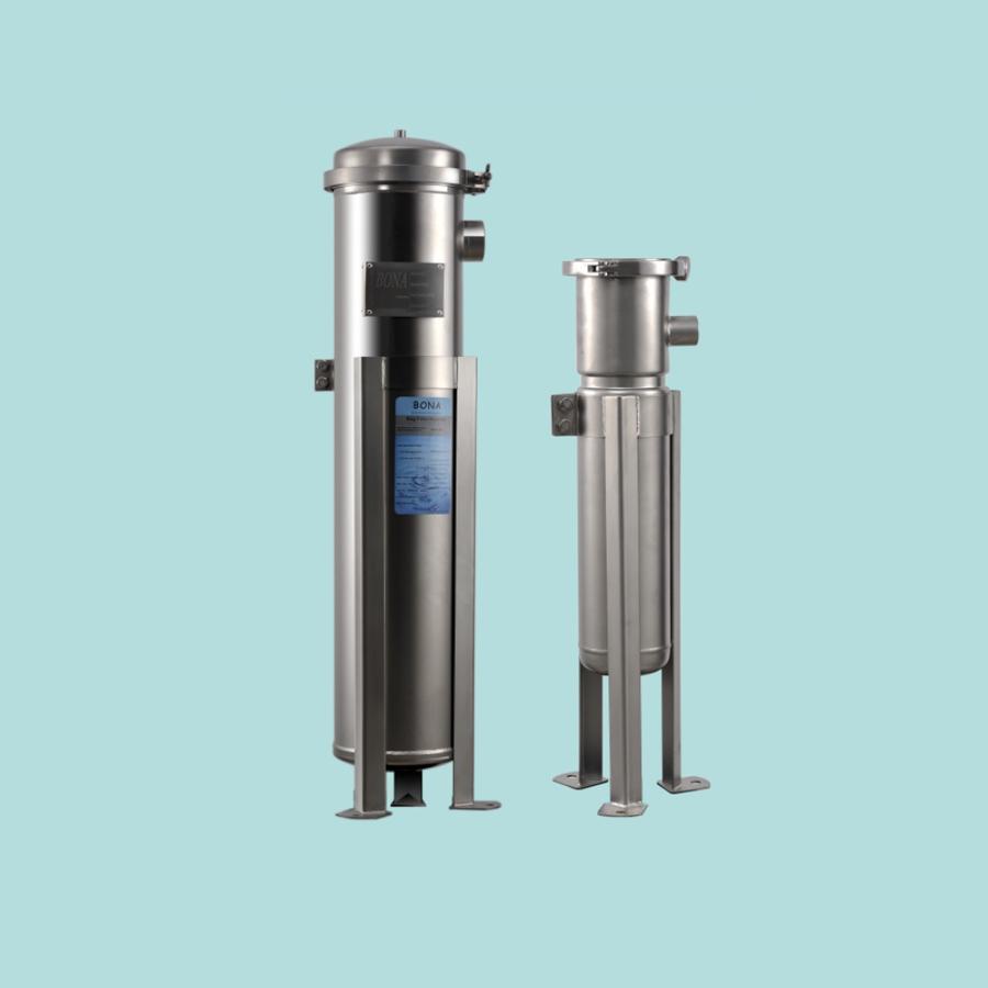 [전화주문상품]백필터 하우징 BFL-2 백필터(7x32) 1구 클램프 채결
