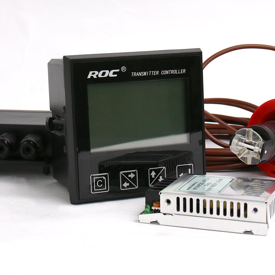 고급 디지털유량계 플로우 메타 FCT-8350