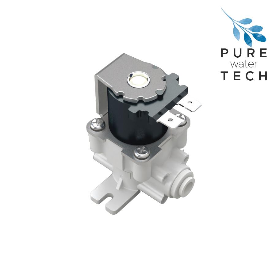 고압력 솔레노이드 밸브 오리피스 HSV-FF12-12V 1/4 (NC타입) 직동
