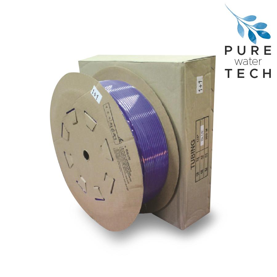 LLDPE 튜빙 1/4( ST-TU-140롤 300m) 블루