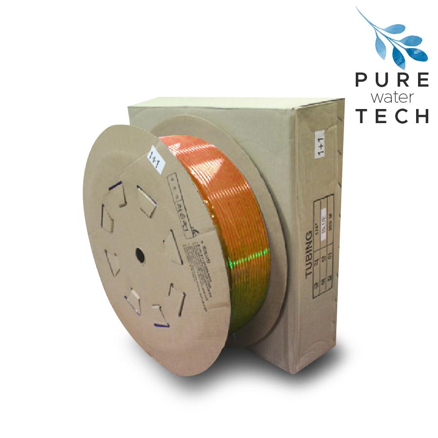 LLDPE 튜빙 1/4( ST-TU-140롤 300m) 오렌지