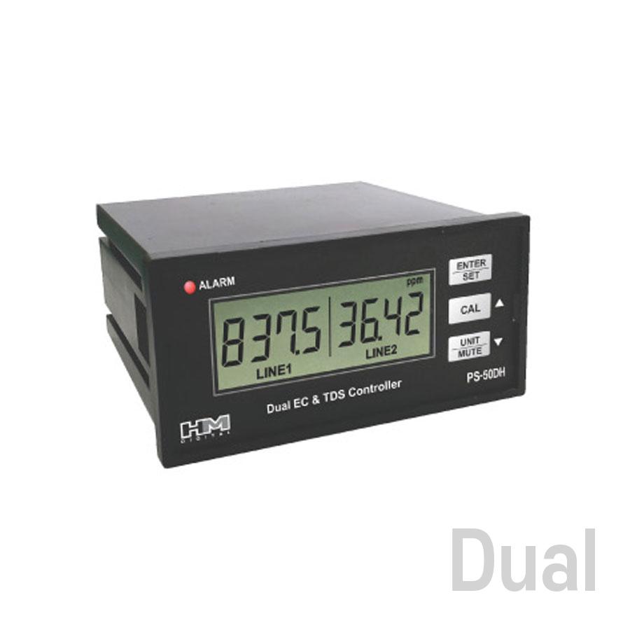 산업용 수질측정 컨트롤러 EC TDS컨트롤러 PS-50D