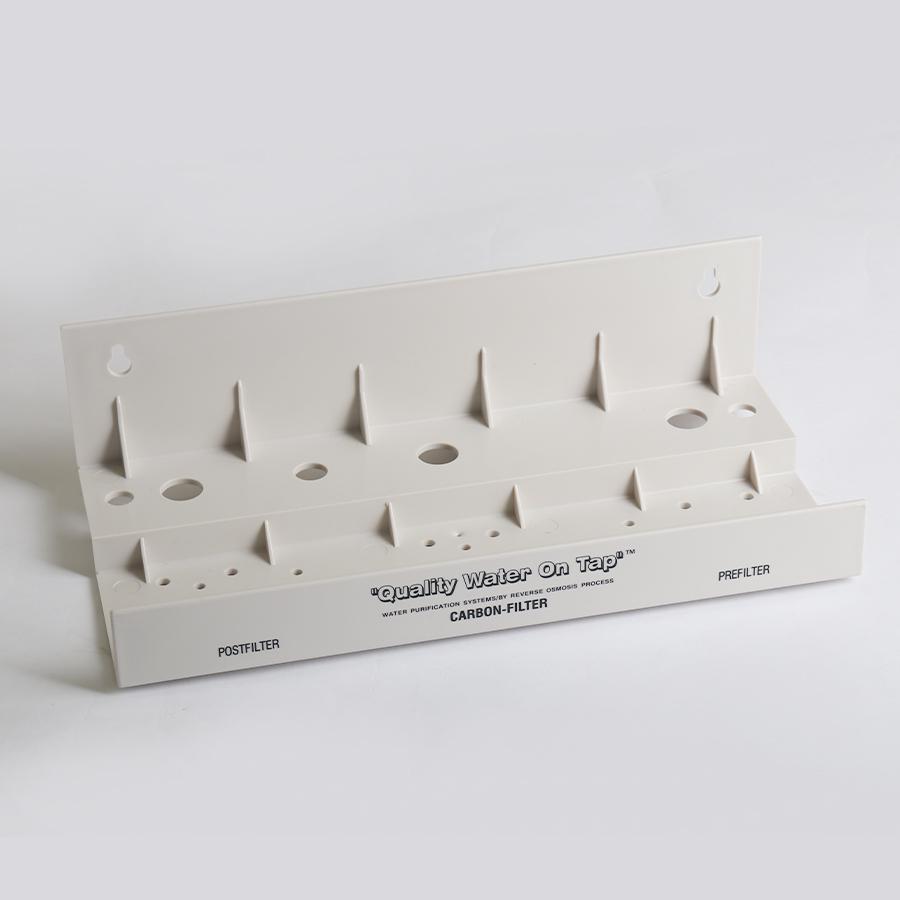 3단 플라스틱 브라켓 카트리지 하우징브라켓 10인치