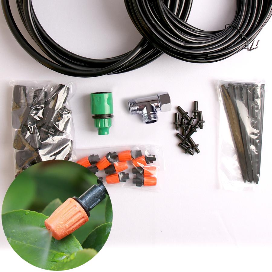 정원용 3구아답타연결 DIY 튜빙홀더 10개 스프링쿨러
