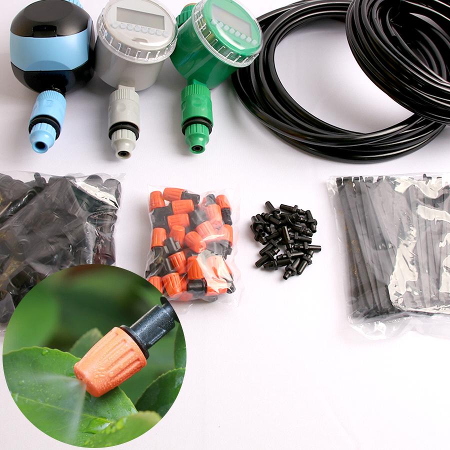 정원용 타이머연결 DIY 튜빙홀더 20개 스프링쿨러