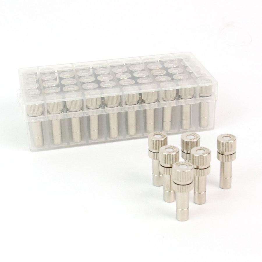 원터치 미스트 노즐 직경 6mm 1box 50개 홀사이즈선택
