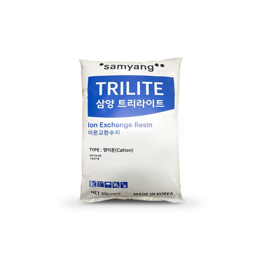 균일계 강산성 양이온교환수지 GEL TRILTE MC-08