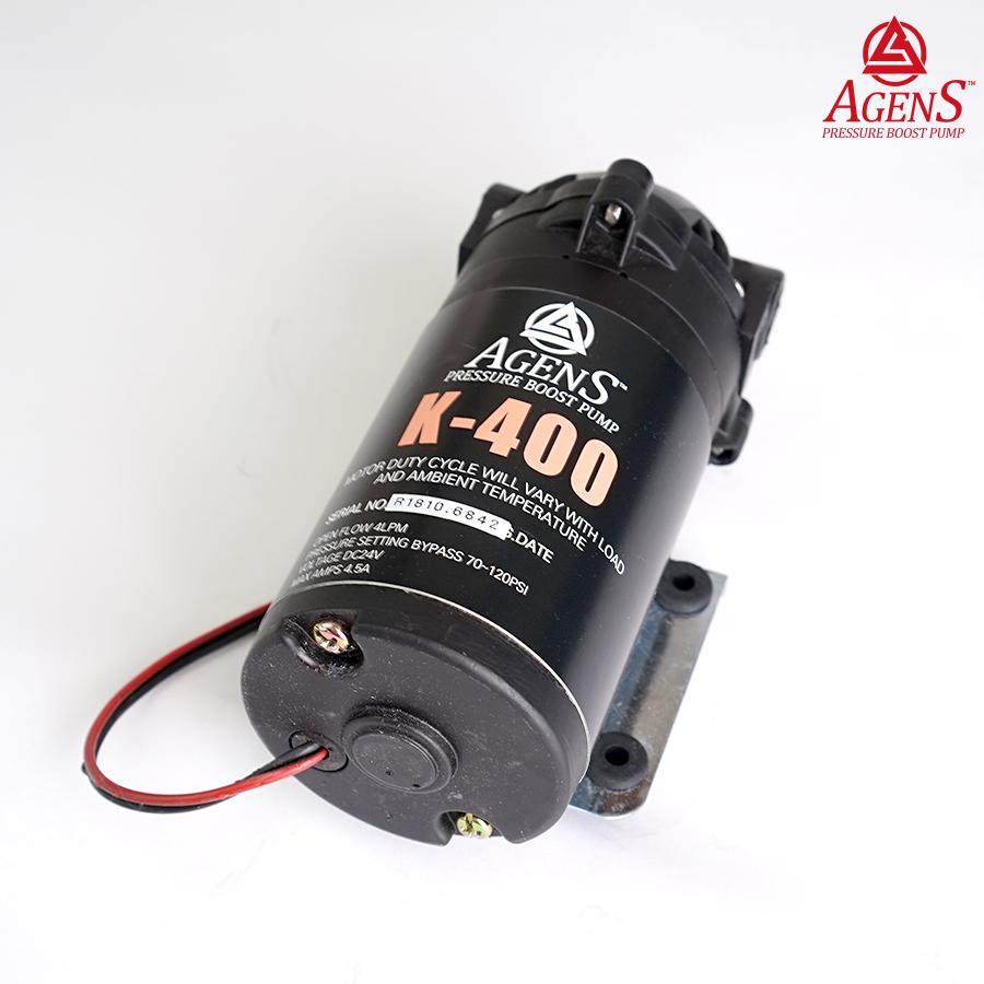 아겐스 K-400 부스터펌프 분당 4L 가압펌프