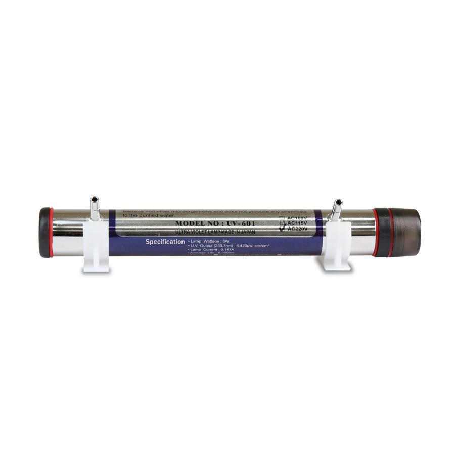 [WS] UV필터 자외선살균램프 6W 1/4