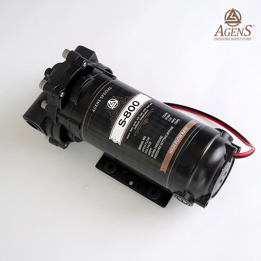 아겐스 S-800 부스터워터펌프 분당7.5L