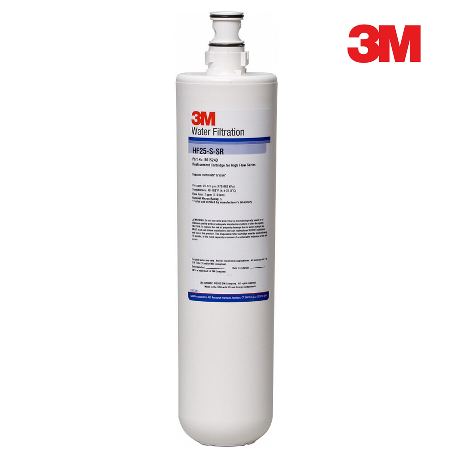 3M 언더씽크 정수기필터 HF25-S-SR (전처리 정수기)