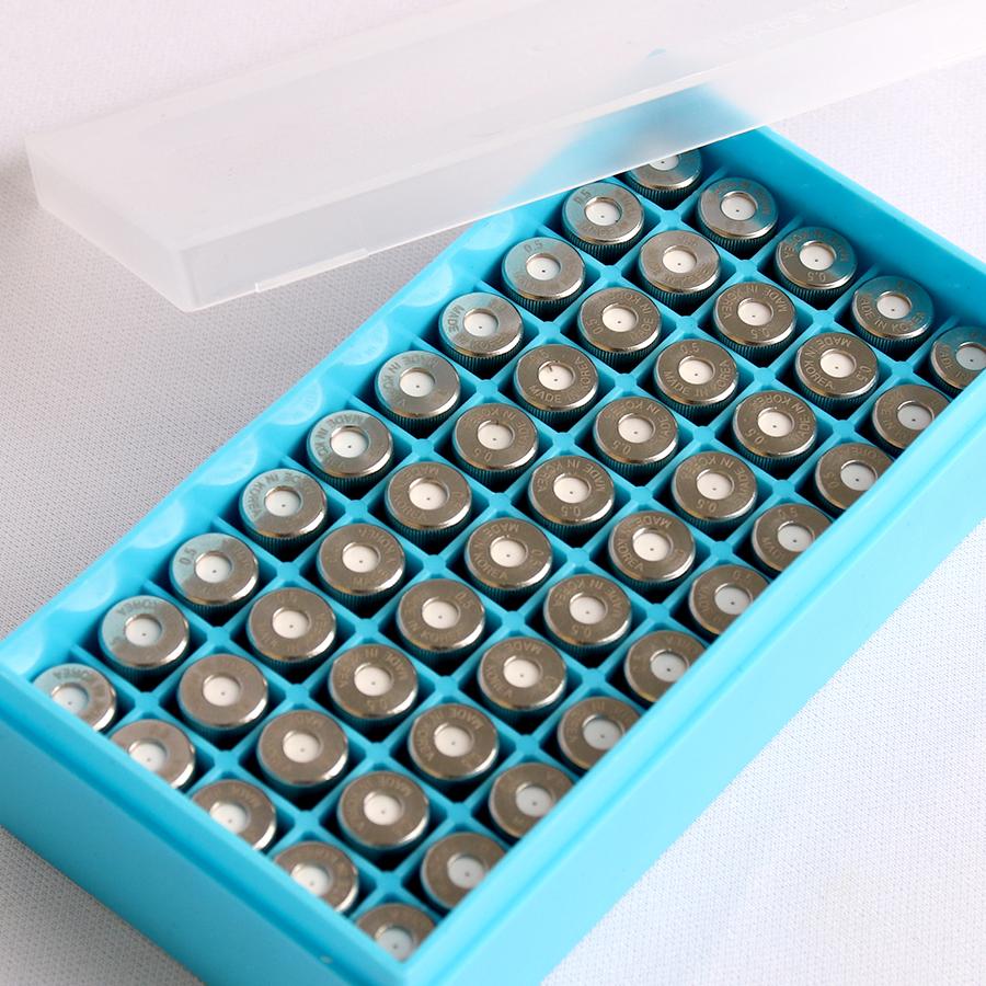 국산 스텐 나사형 미스트 분사노즐 3/16 0.5mm 1BOX