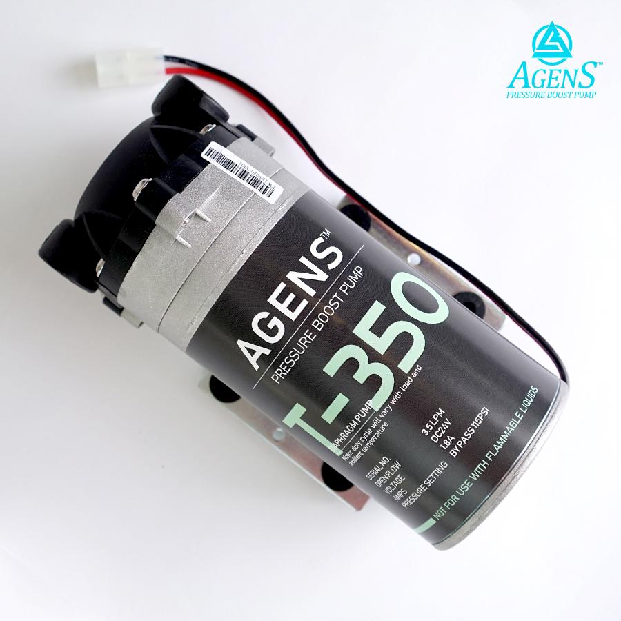 아겐스 T-350 부스터워터펌프 분당3.5L