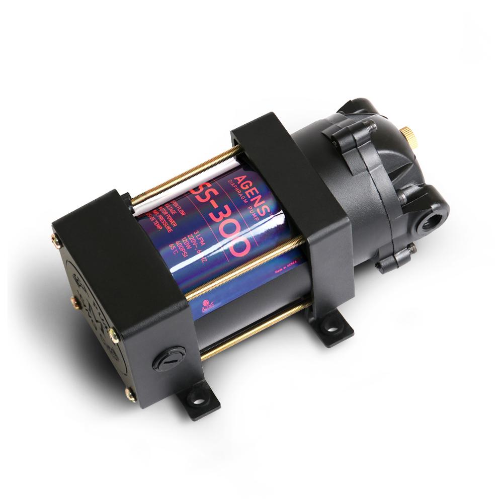 아겐스 고압펌프 SS-300 분당3L 가압펌프