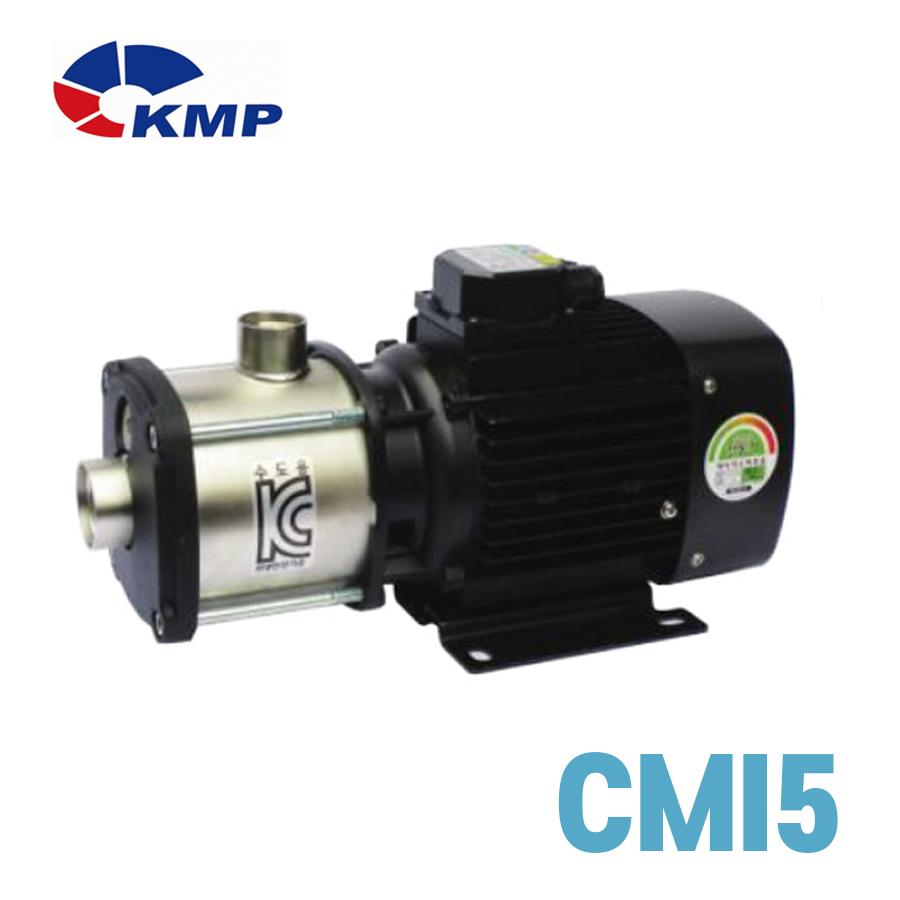 [KMP] 횡형다단 원심펌프 60Hz CMI5 모델 선택