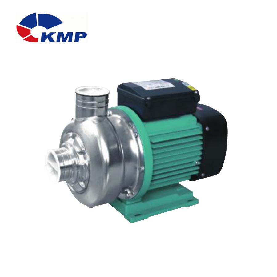 [KMP] 스테인레스 스틸 횡형단단 원심펌프 DWB 모델 선택