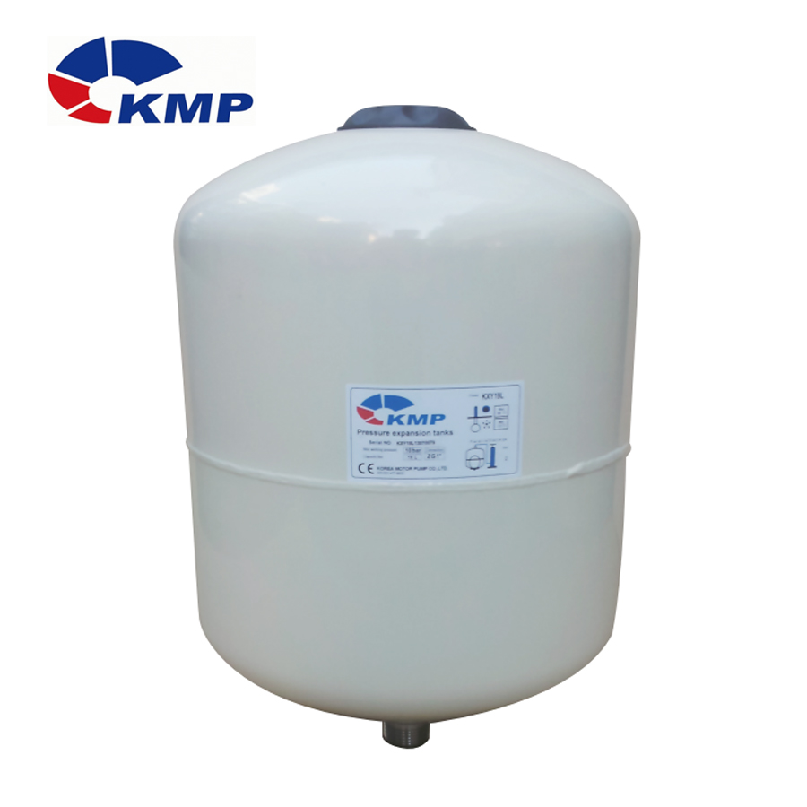 [KMP] 블래더 압력탱크 입형 KXY 용량 선택 2~36L