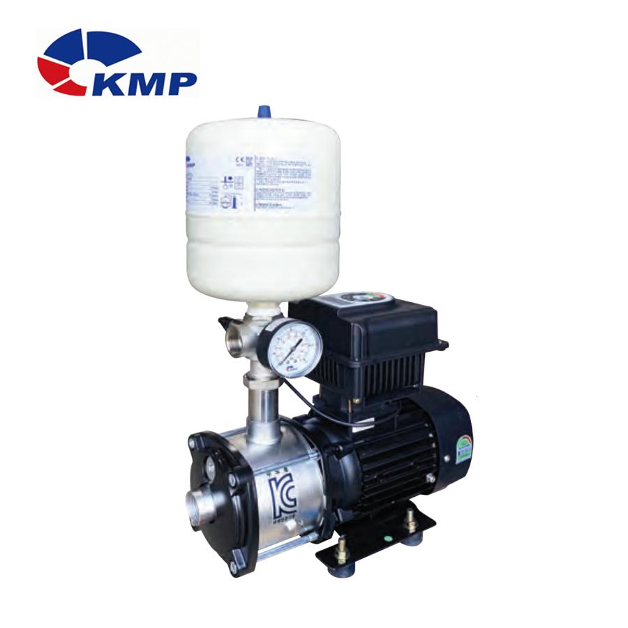 [KMP] 횡형 인버터 부스터 펌프 KW-ZCMIA 모델 선택