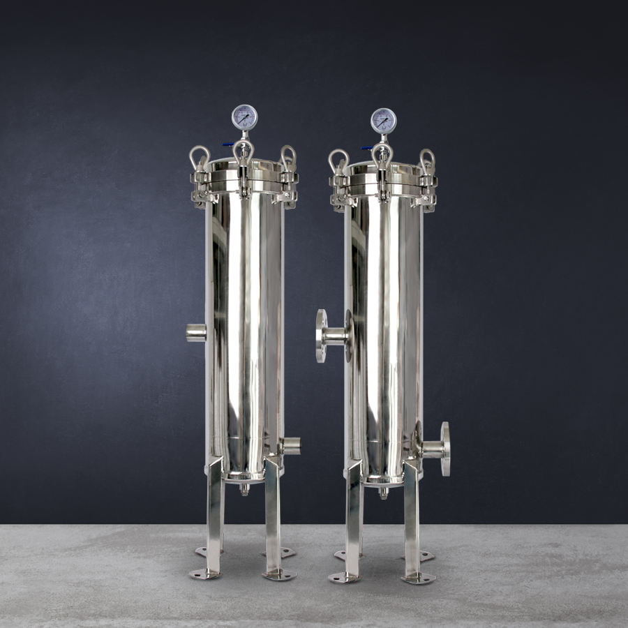 [H] 고급형 활성탄 카본장치 5구 20인치 입출수구 선택형