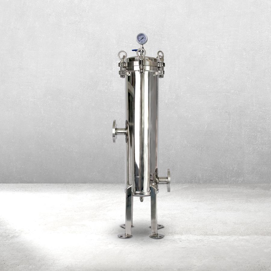 [H] 고급형 이물질여과장치 15구 20인치 3인치 플랜지